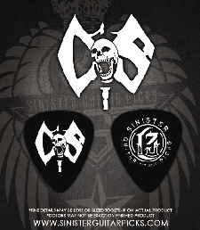 COS Sinister Guitar Pick